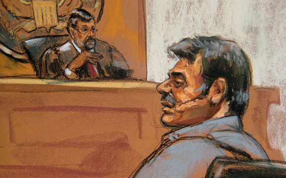 Manssor Arbabsiar is shown in this courtroom sketch during an appearance in a Manhattan courtroom in New York, New York on October 11, 2011. Arbabsiar, 56, who is a naturalized U.S. citizen and holds an Iranian passport, was arrested at John F. Kennedy International Airport in New York on Sept. 29. U.S. authorities broke up a plot by two men linked to the Iranian government to assassinate the Saudi ambassador in the United States, U.S. officials said on Tuesday, escalating tensions between Tehran and Washington. Arbabsiar was ordered detained and assigned a public defender. REUTERS/Jane Rosenberg (UNITED STATES - Tags: CRIME LAW POLITICS)