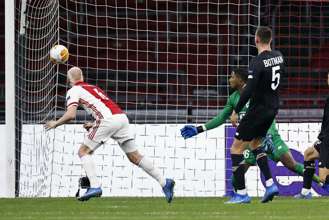 Ajax continues to cup in Europe after 2-1 victory over Lille - Ruetir