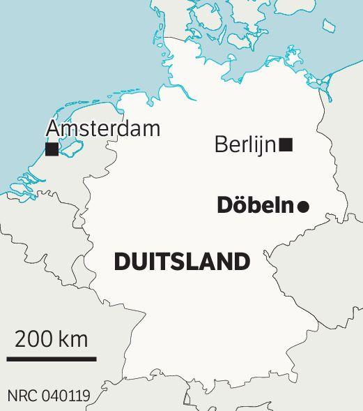 In Oost-Duitse Saksen