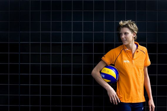 Ingrid Visser in 2009.