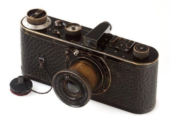 Deze Leica Camera bracht 2,16 miljoen op.