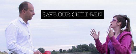 Screenshot Save Our Children