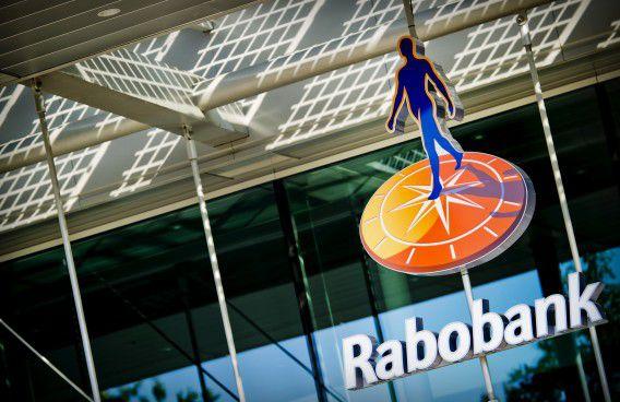 Het hoofdkantoor van de Rabobank in Utrecht.