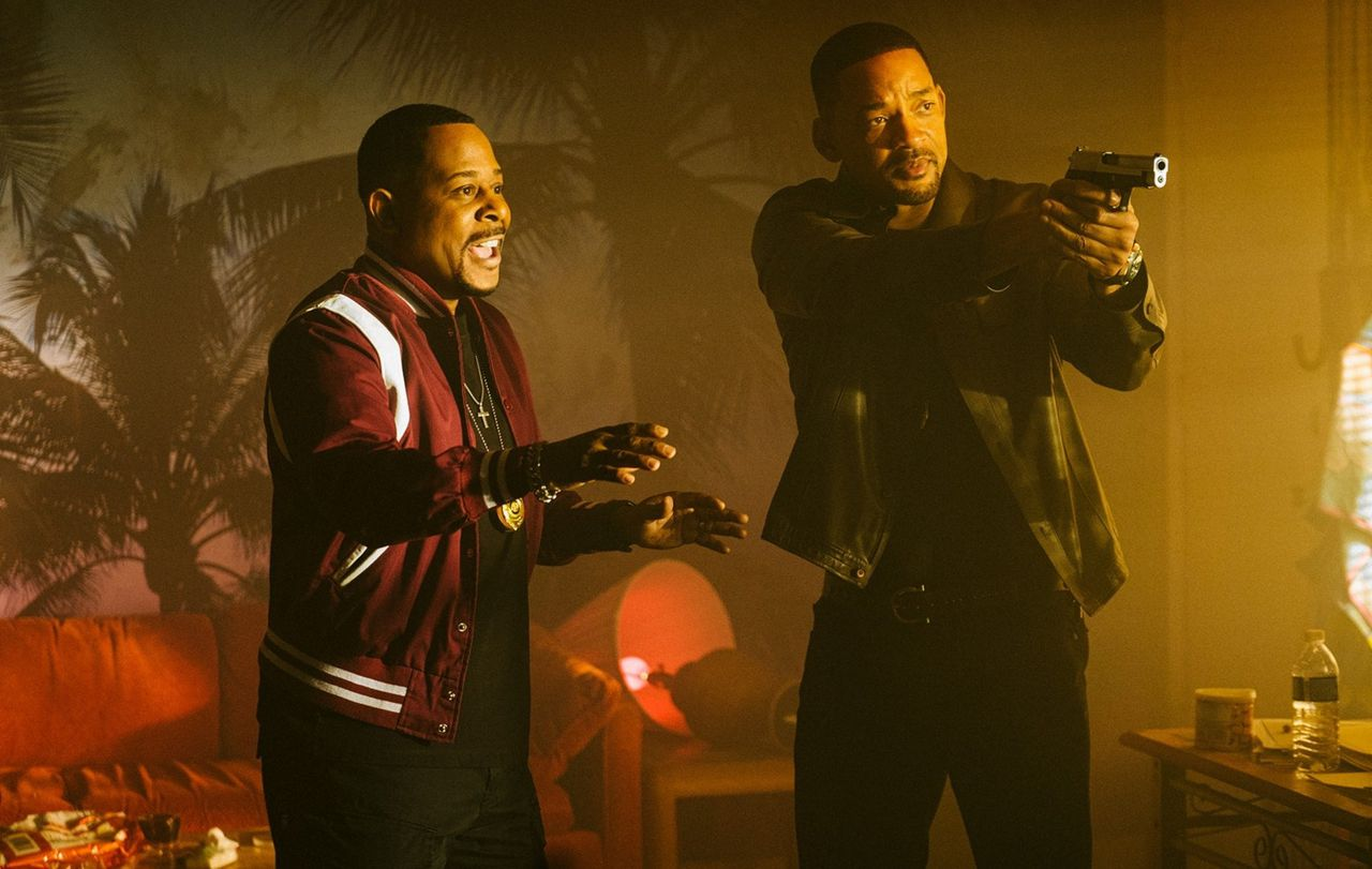 Mike (Will Smith) en Marcus (Martin Lawrence) in 'Bad Boys for Life'.