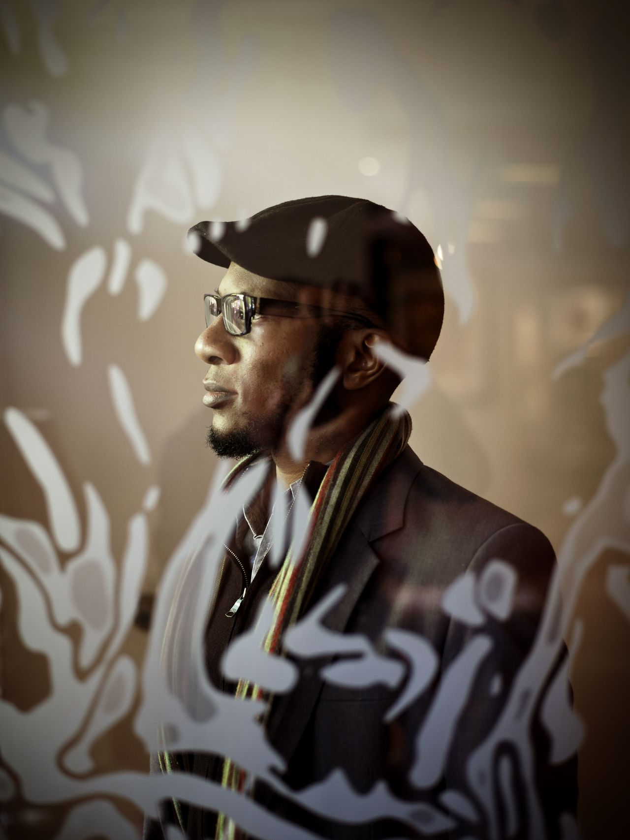 Nederland, Amsterdam, 30-05-2012 Teju Cole (born June 27, 1975) is a Nigerian-American writer, photographer, and art historian PHOTO AND COPYRIGHT ROGER CREMERS