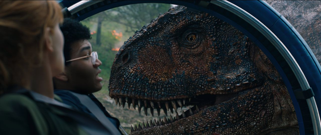 Ze bijten nog steeds: dino ontmoet mens in Jurassic World: The Fallen Kingdom