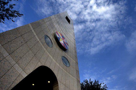 Het hoofdkantoor van SNS Bank.