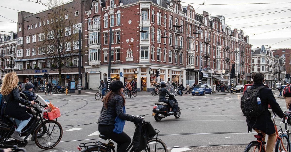 Oorlog op het fietspad