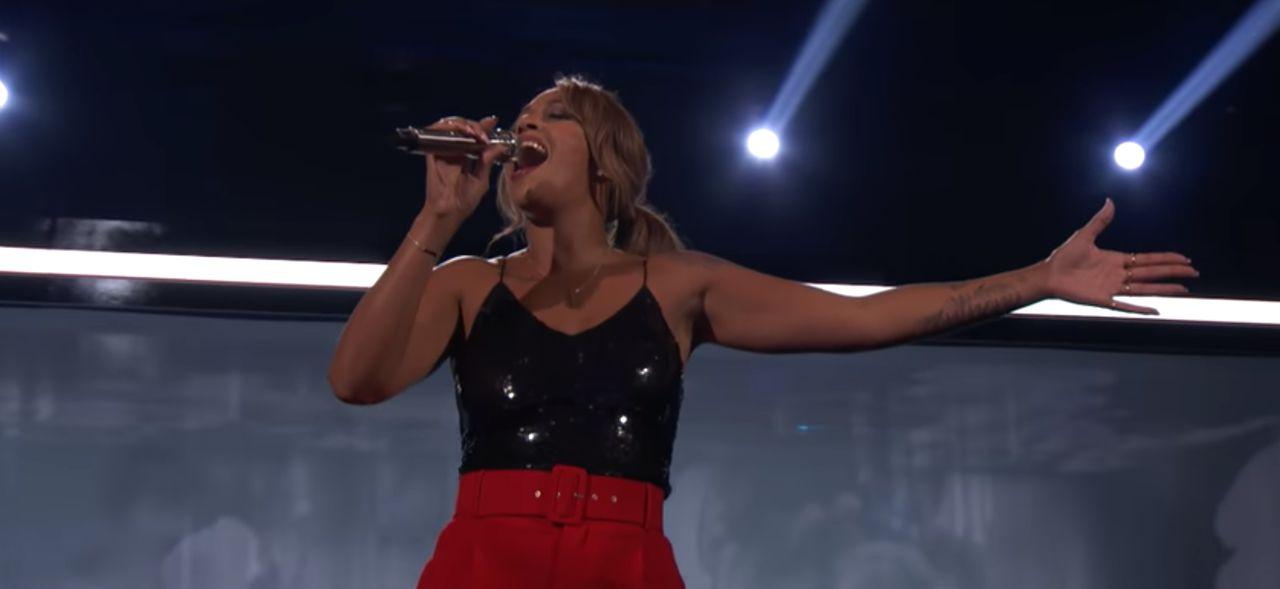 Volledig zuiver zingen is bij Grace bijna een vanzelfsprekendheid.