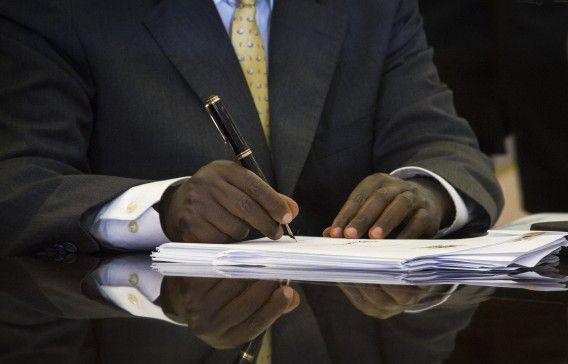 Museveni ondertekent de antihomowet.