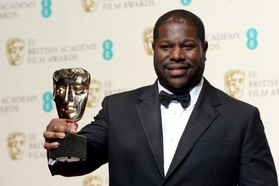 Steve McQueen won deze week een BAFTA-award voor zijn film Twelve Years a Slave.