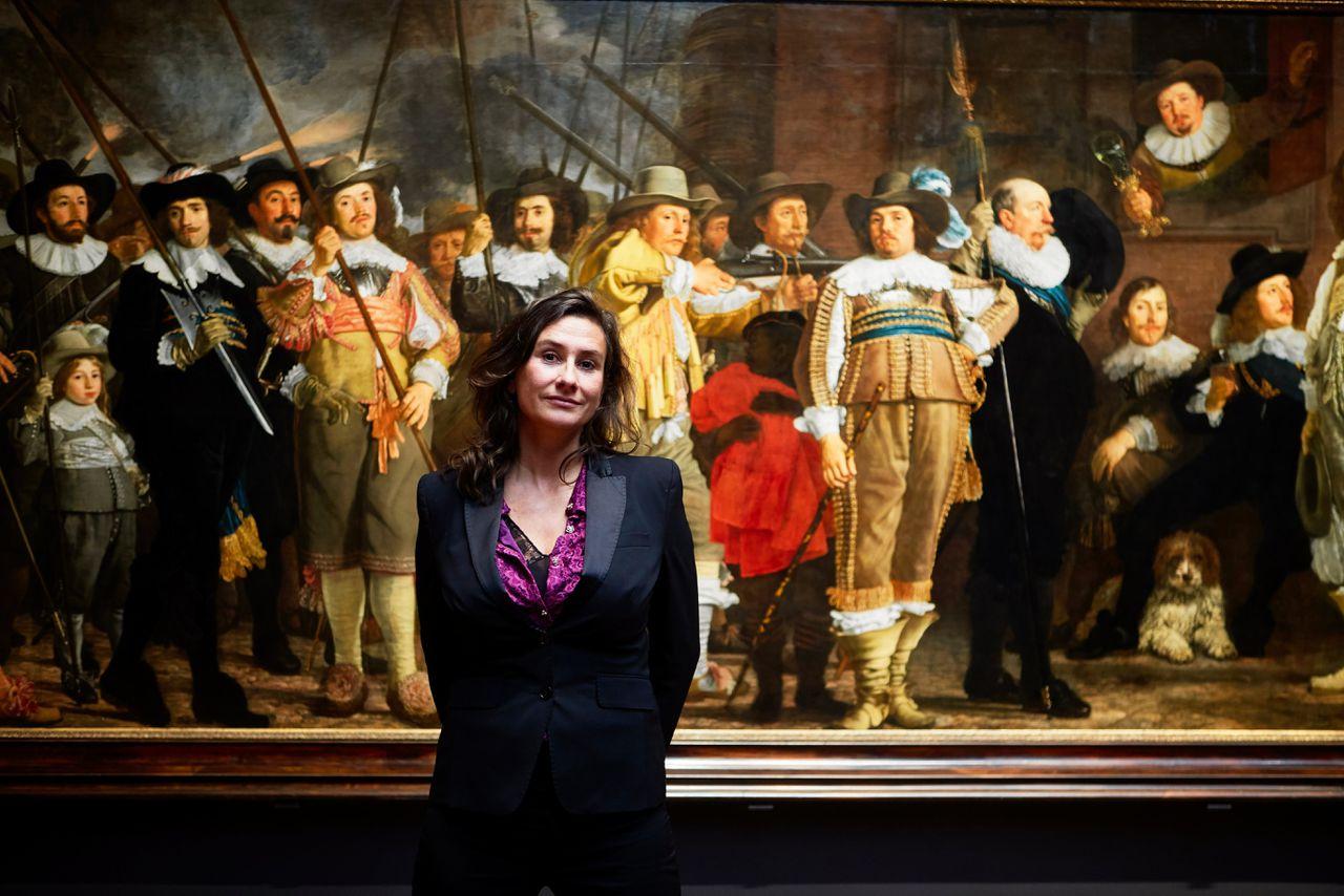 Martine Gosselink wordt directeur van het Mauritshuis in Den Haag.