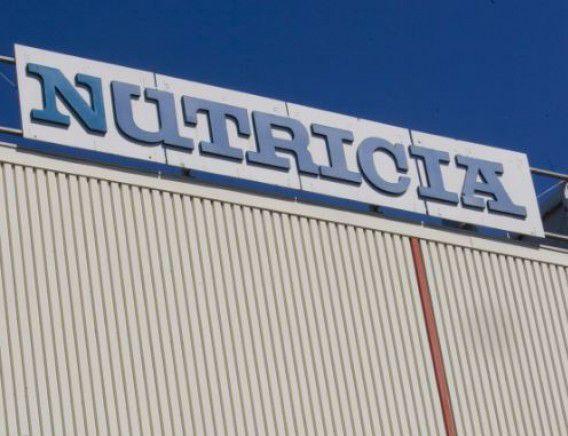 De fabriek van Nutricia bij Cuijk.