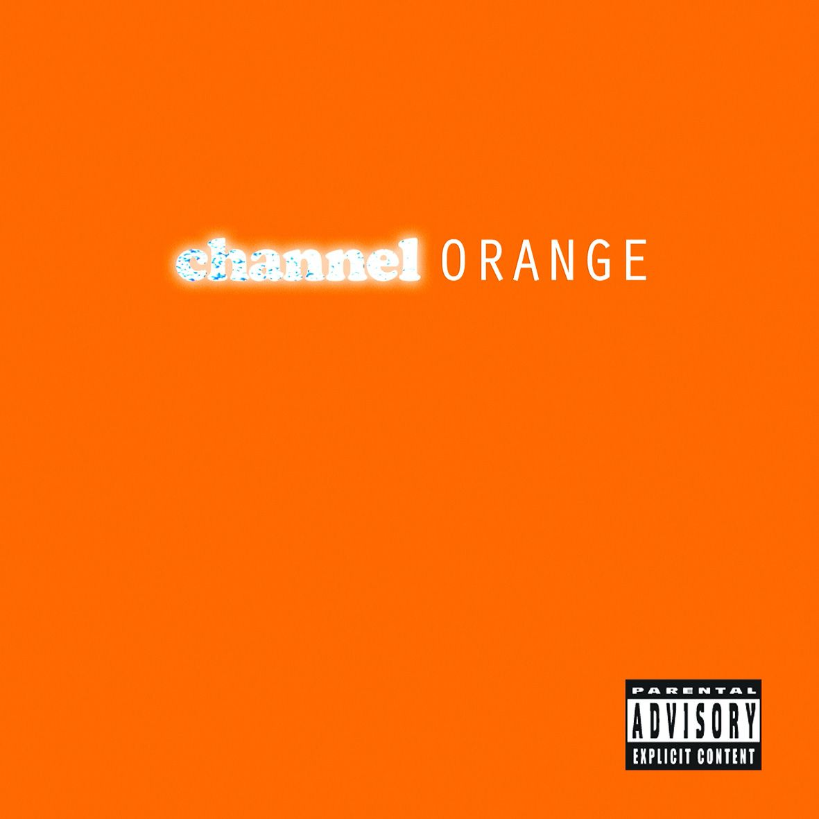 """This CD cover image released by Island Def Jam Music Group shows the latest release by Frank Ocean, """"Channel Orange."""" (AP Photo/Island Def Jam Music Group)"""