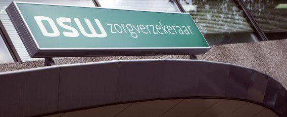 Het hoofdkantoor van zorgverzekeraar DSW in Schiedam.