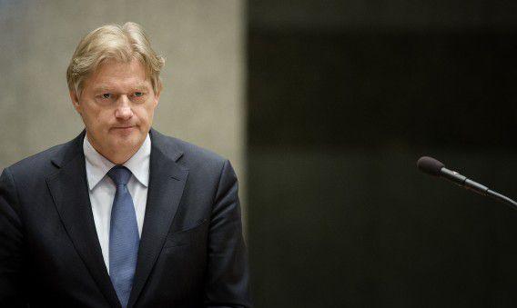 Staatssecretaris van Volksgezondheid Martin van Rijn