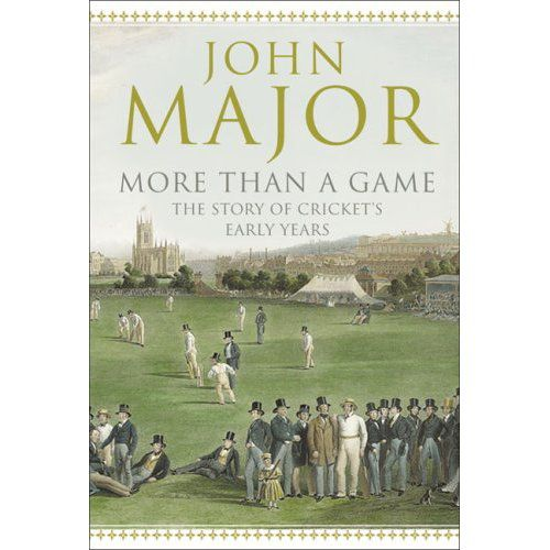 John Major: More Than a Game. Story of Cricket's Early Years. HarperCollins, 434 blz. € 43,–