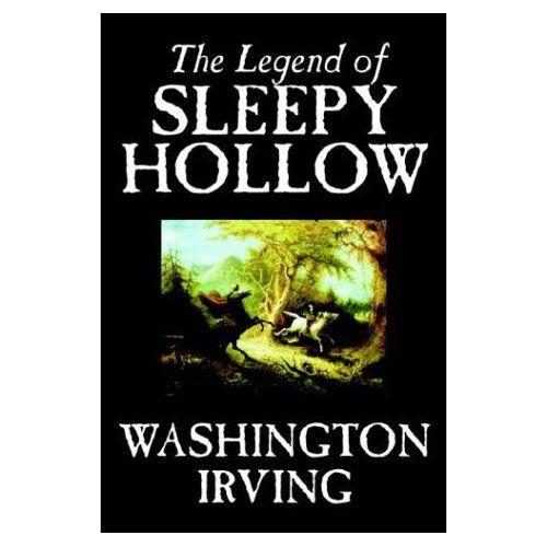 In 'Iedereen praat over...' worden boeken met nieuwswaarde besproken. The Legend of Sleepy Hollow - Washington Irving
