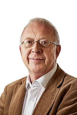 SP-gedeputeerde Bob Ruers.