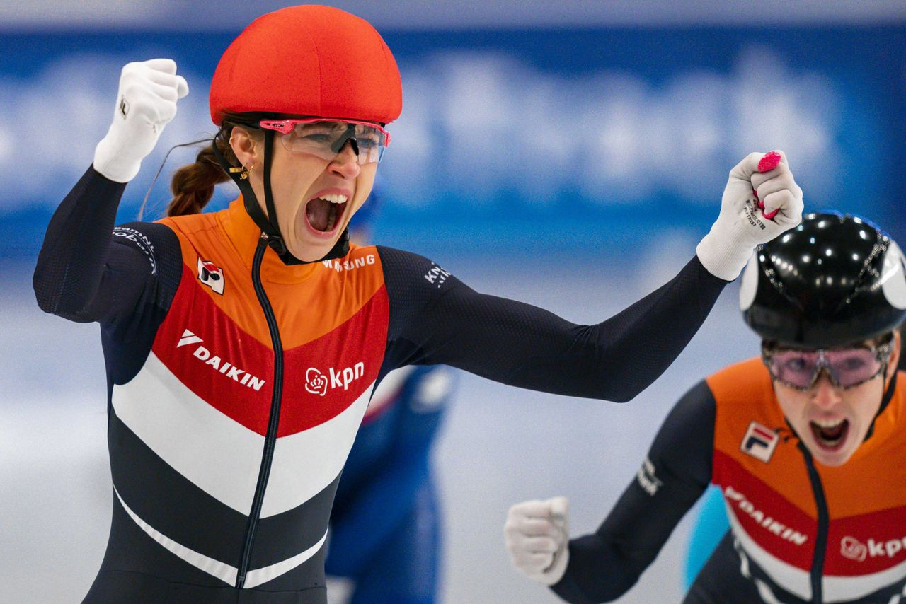 shorttrack - topsporters - topsport - suzanne schulting