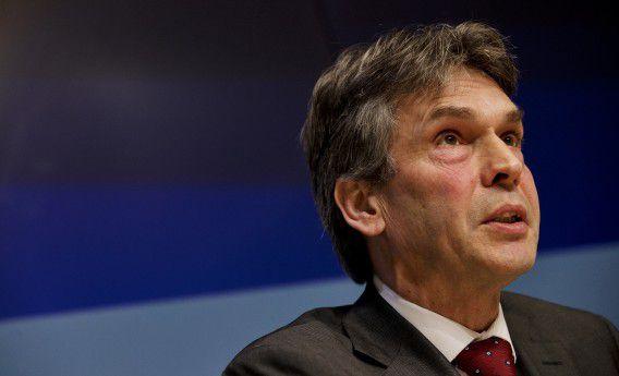 Dick Schoof, de Nationaal Coördinator Terrorismebestrijding en Veiligheid.