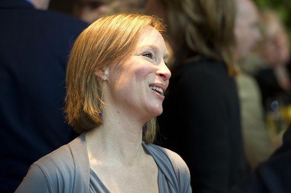 Prinses Margarita vorig jaar tijdens een evenement in het Conservatorium Hotel in Amsterdam.