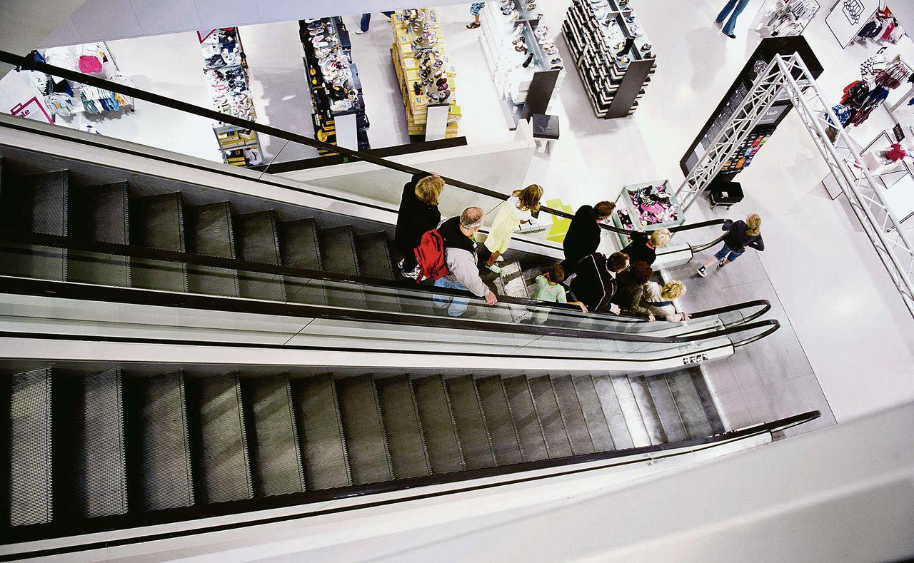 In Leiden opende vorig jaar nog een 'V&D van de toekomst': frisser, moderner en met meer A-merken.