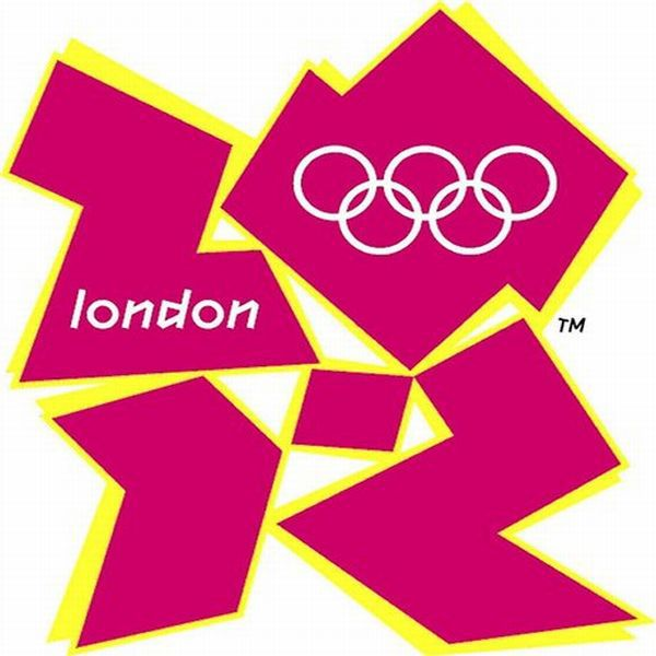 "** BEST QUALITY AVAILABLE ** In this photo released by the London 2012 organising committee, the new logo for the 2012 London Olympics is seen Monday June 4 2007. The bold jagged emblem based on the date ""2012"" comes in a series of very bright shades of pink, blue, green and orange in a modern take on the Olympic colours. For the first time the same logo will be used for both the Olympic and Paralympic Games. (AP Photo / London 2012, ho) ** UNITED KINGDOM OUT NO SALES NO ARCHIVE **"