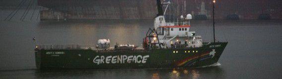 Foto AP / Dmitri Sharonov, Greenpeace International