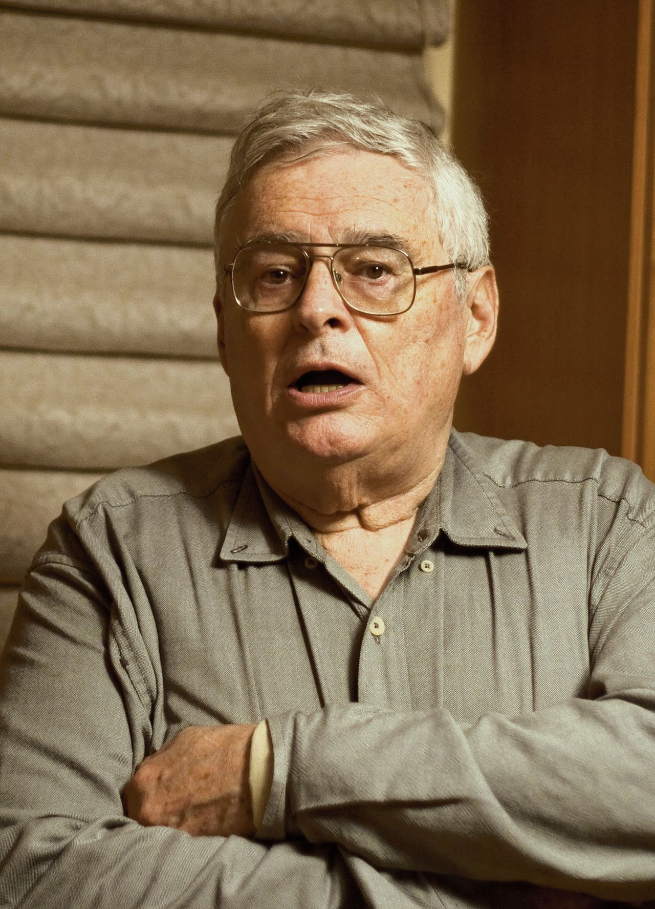 Jerry Fodor in 2007.