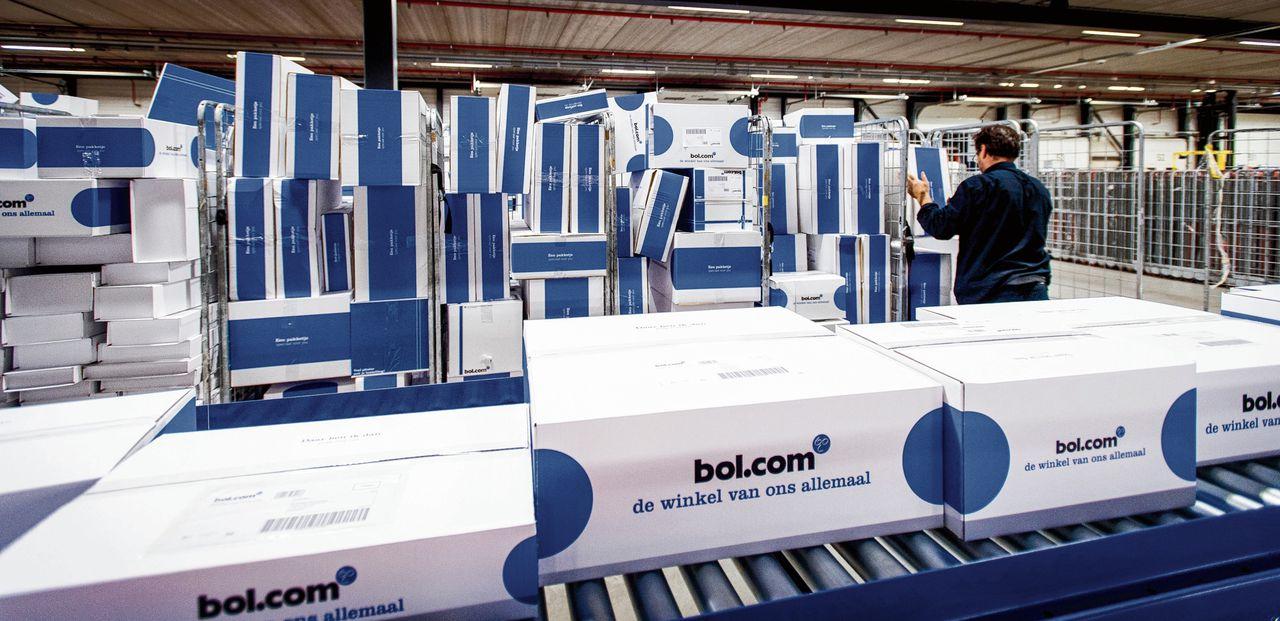 De drukste dag bij Bol.com valt jaarlijks eind november, met Pakjesavond in het verschiet.
