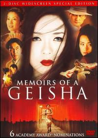 Film Memoirs of a Geisha. Regie: Rob Marshall. In: 33 bioscopen.