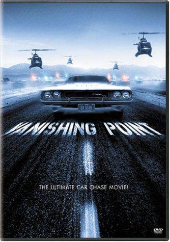 Dvd film Vanishing Point Regie: Richard C. Sarafian € 9,99 (Import VS) * * * *