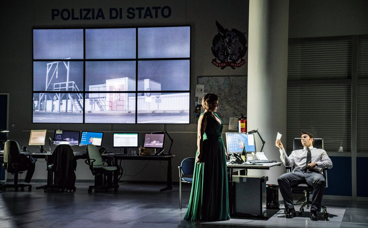 Sexual coercion and abuse of power: you could call Tosca a # MeToo drama avant la lettre