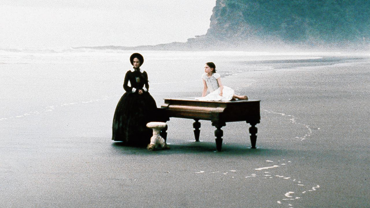 Still uit 'The Piano' van Jane Campion.