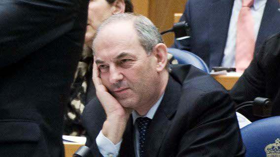 Den Haag : 27 oktober 2010 Regeringsverklaring en Algemene Politieke Beschouwingen. vlnr; Rouvoet, vd Staaij, Roemer en Cohen. foto © Roel Rozenburg