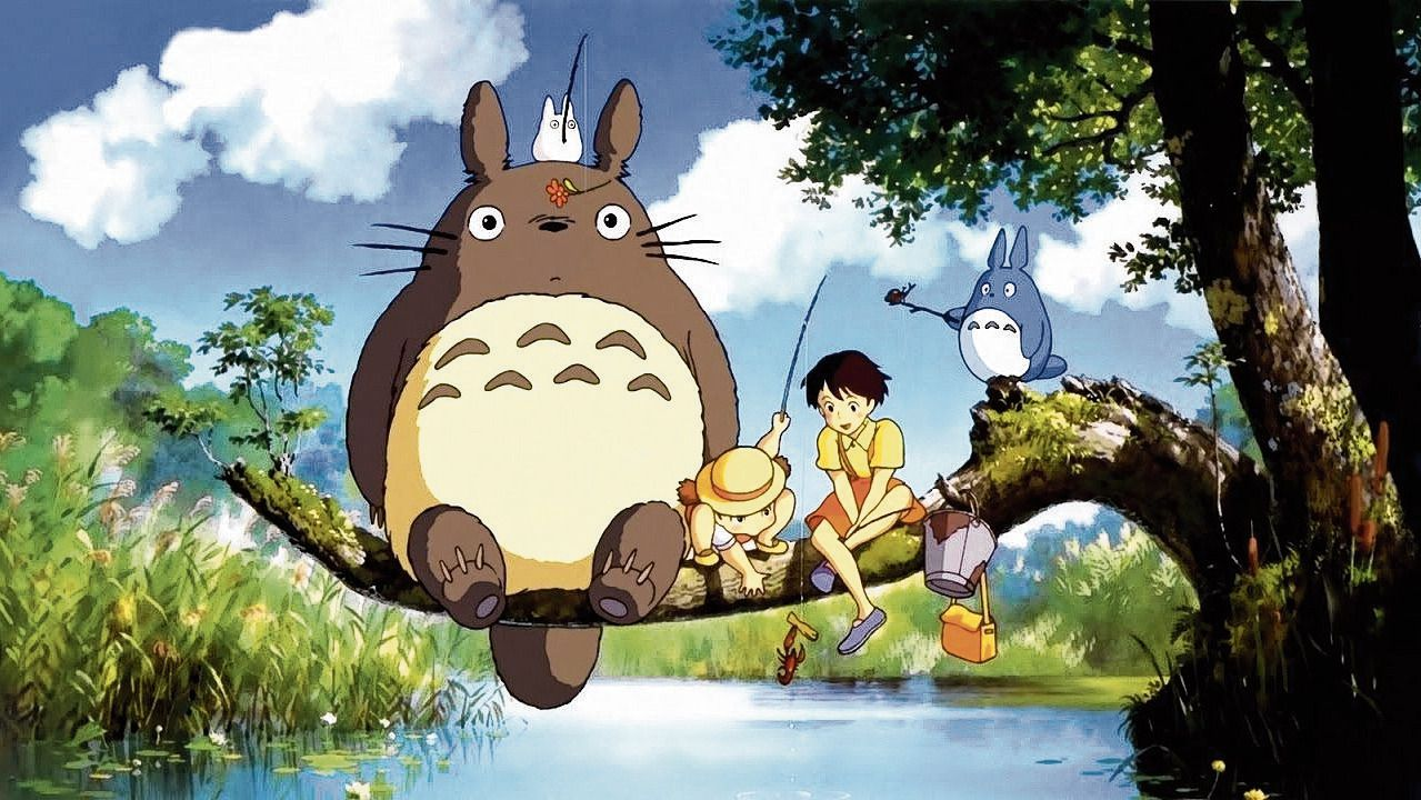 Ook 'My Neighbor Totoro' is nu te zien op Netflix.