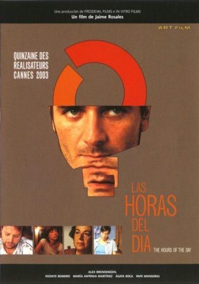dvd Las horas del día Regie: Jaime Rosales € 12,99 ****-
