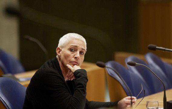 Staatssecretaris Wilma Mansveld wil scherpere normen voor fijnstof.