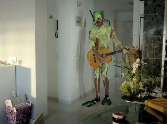 Jim Bakkum in 'Verliefd op Ibiza'.