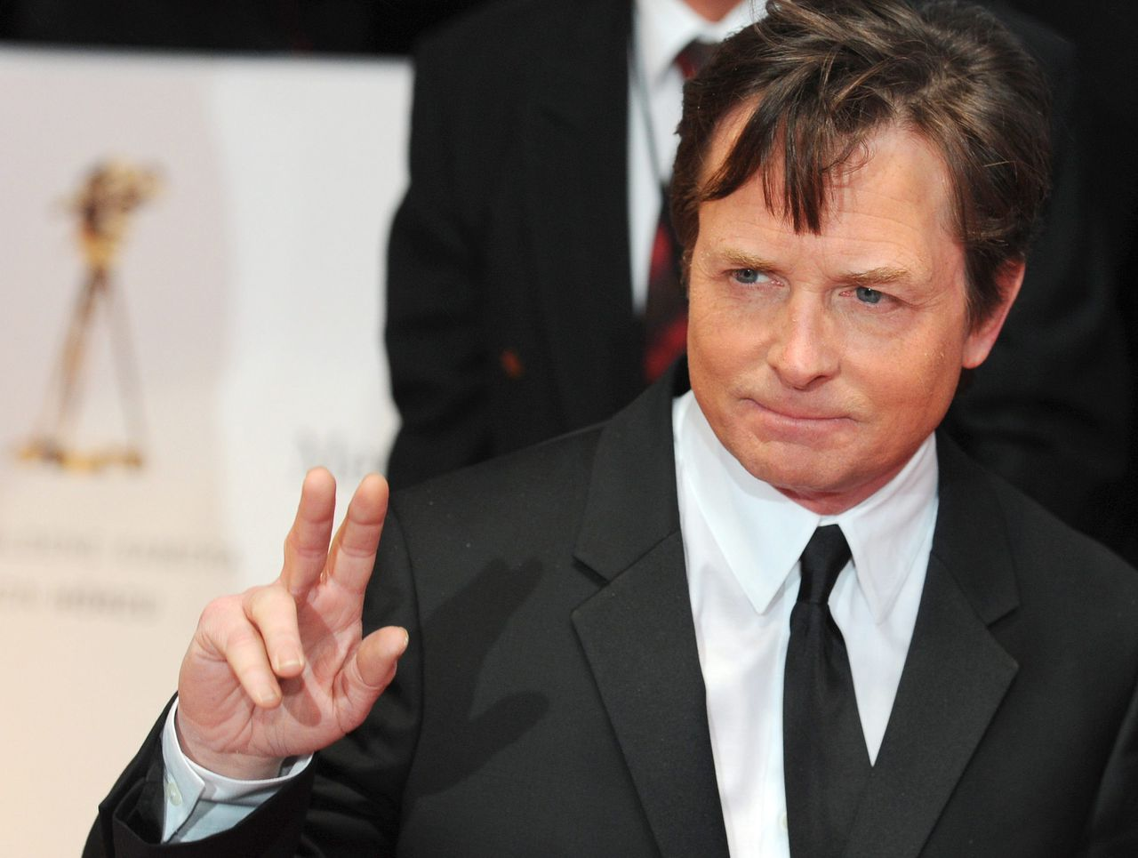 Michael J. Fox in 2011.