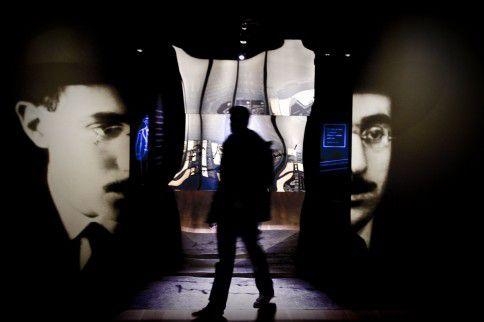 Tentoonstelling over Fernando Pessoa in Lissabon, 2012.