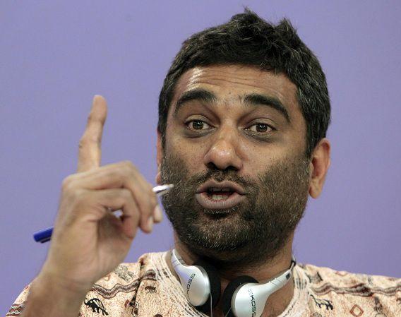 Uitvoerend directeur van Greenpeace International Kumi Naidoo.