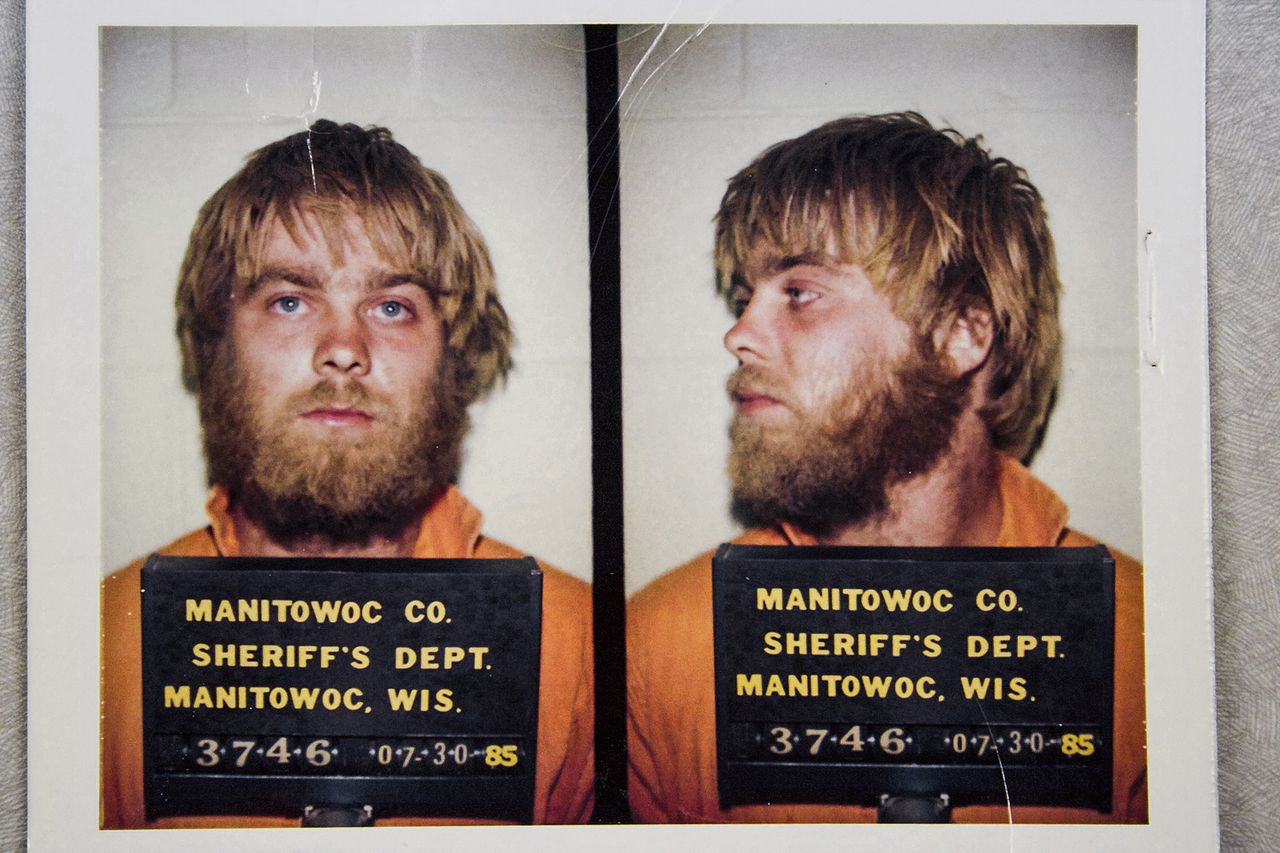 Steven Avery, de hoofdpersoon in Making a Murderer.