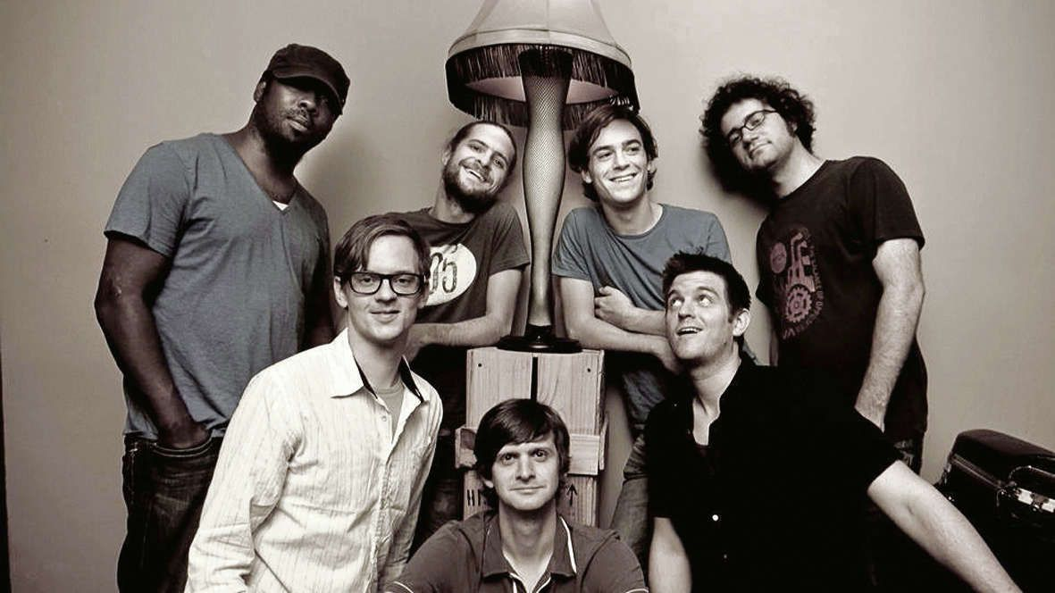 Het Texaanse/New Yorkse collectief Snarky Puppy