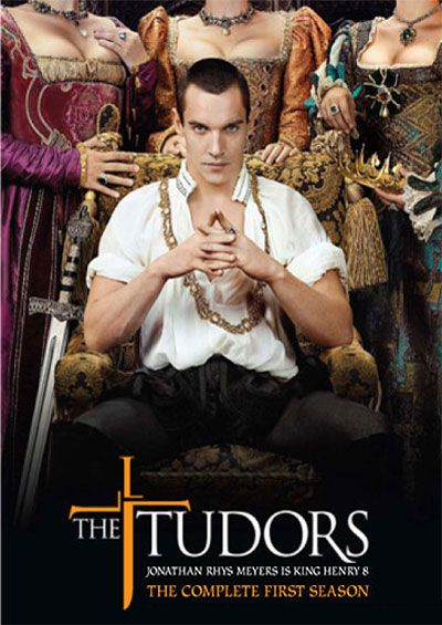 dvd tv-serie The Tudors