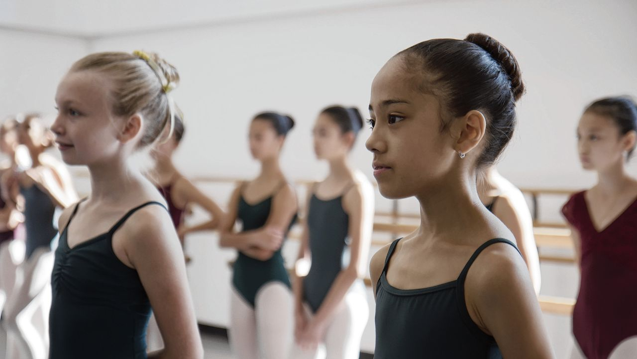 Casting in 'On Pointe'.