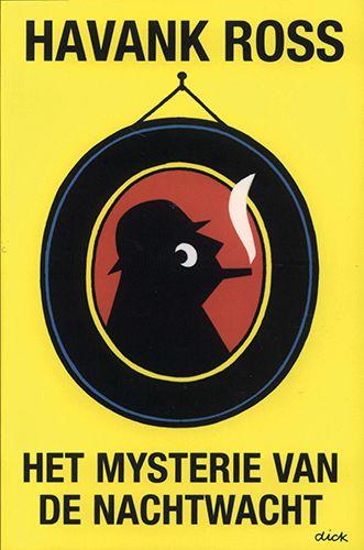 Cover van het boek Havank Ross : Het Mysterie van de Nachtwacht van Tomas Ross.