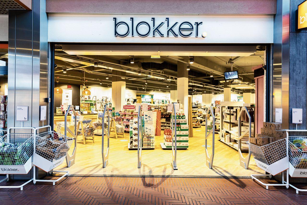 Vestiging in Rijswijk van Blokker, dat valt onder de Mirage Retail Group.