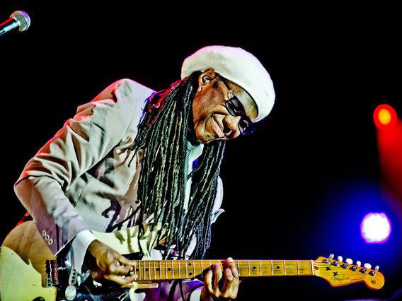Good Times: Nile Rogers en Chic